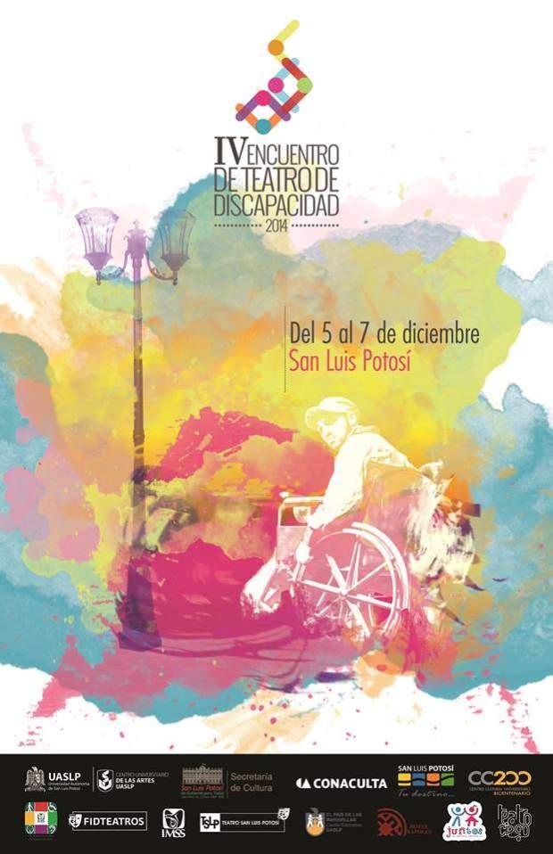IV Encuentro de Teatro de Discapacidad  @ San Luis Potosí
