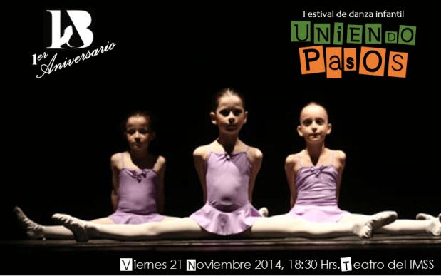 Festival de Danza Infantil Uniendo Pasos @ Teatro del IMSS | San Luis Potosí | San Luis Potosí | México