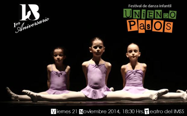 Festival de Danza Infantil uniendo pasos