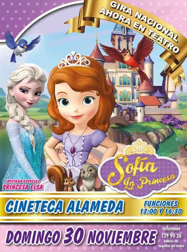 Sofía La Princesa @ Cineteca Alameda
