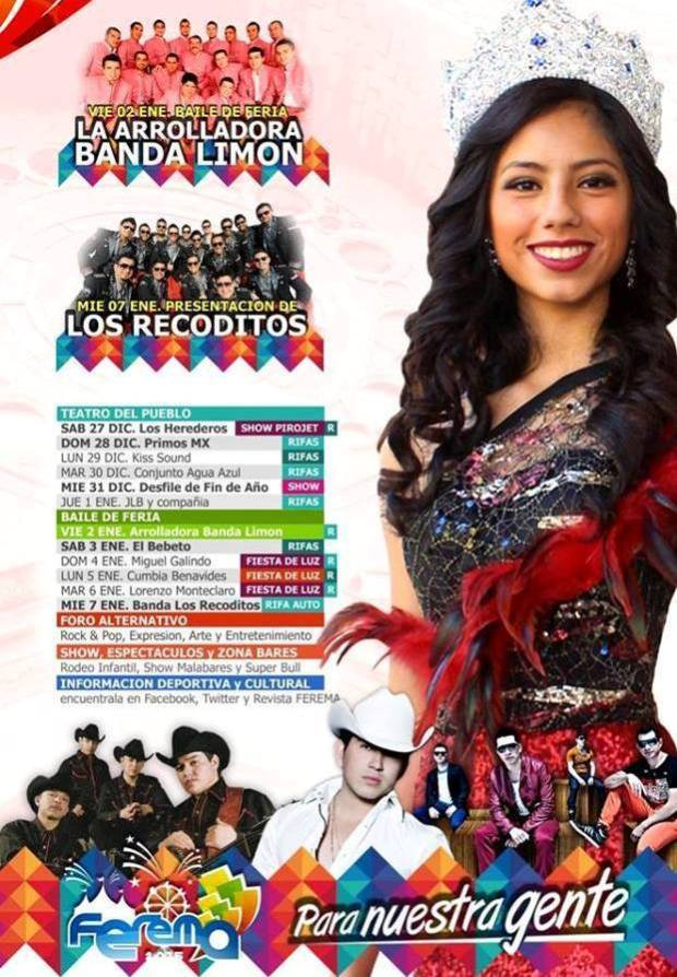 Feria Regional de Matehuala 2014 @ Matehuala | Matehuala | San Luis Potosí | México