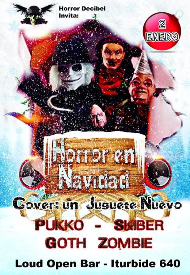 Horror en Navidad @ Loud Open Stage