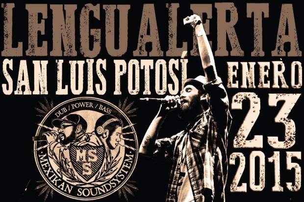 Lengualerta & Mexikan Soundsystem en San Luis Potosí @ Lyons Bar
