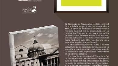 Photo of Este jueves presentan libro de Aniversario del Teatro de la Paz