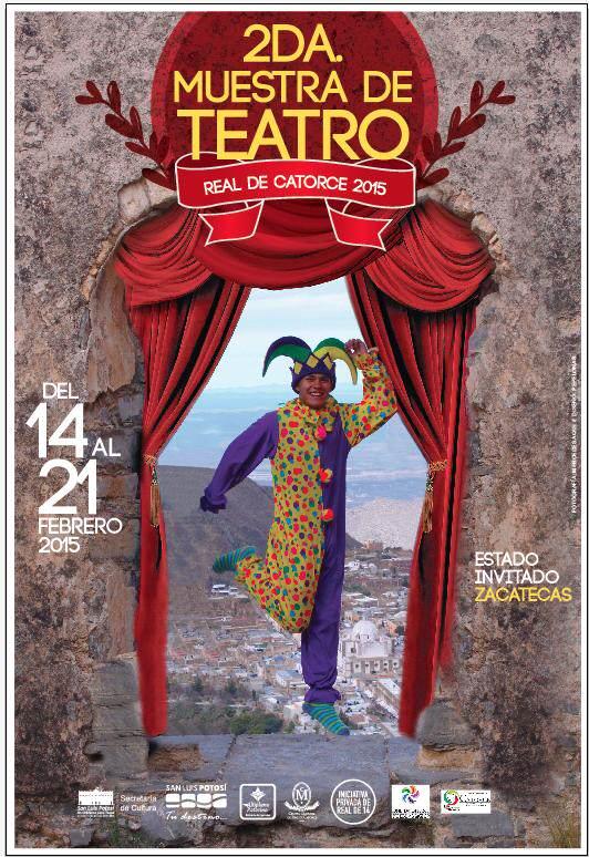 2da Muestra de Teatro en Real de Catorce @ Real de Catorce | Real de Catorce | San Luis Potosí | México