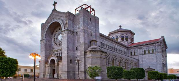 Catedral Matehuala