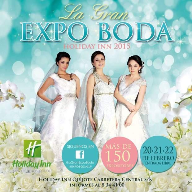 Expo Boda Holiday Inn 2015 @ Holiday Inn Quijote | San Luis Potosí | San Luis Potosí | México