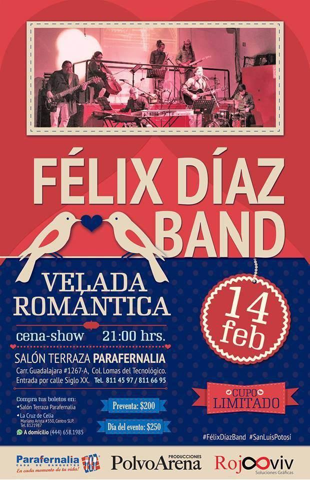 Féliz Díaz Band