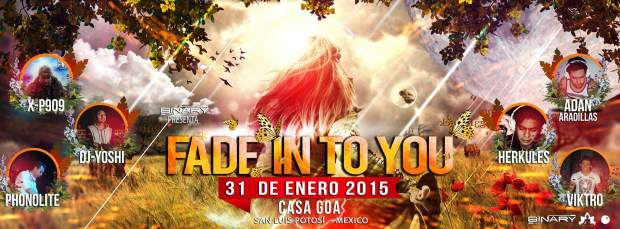 Fade in to you @ Casa Goa | San Luis Potosí | San Luis Potosí | México