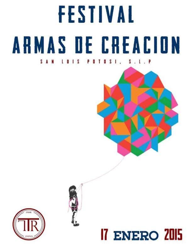 Festival Armas de Cración @ Tejado Rojo