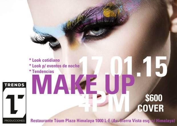 Make Up con Javier García