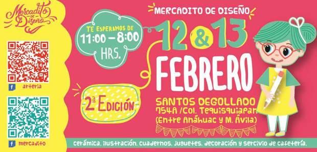 Mercadito de diseño @ Arteria Izquierda | San Luis Potosí | San Luis Potosí | México
