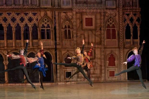 Romeo y Julieta Ballet SLP