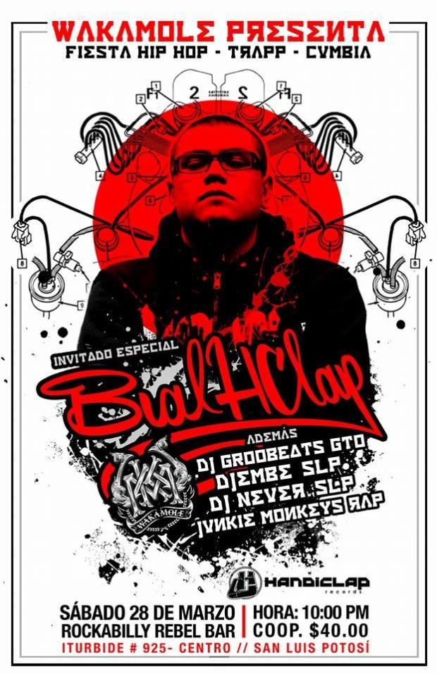 Fista Hip-Hop Trap Cumbia @ Rockabilly Bar