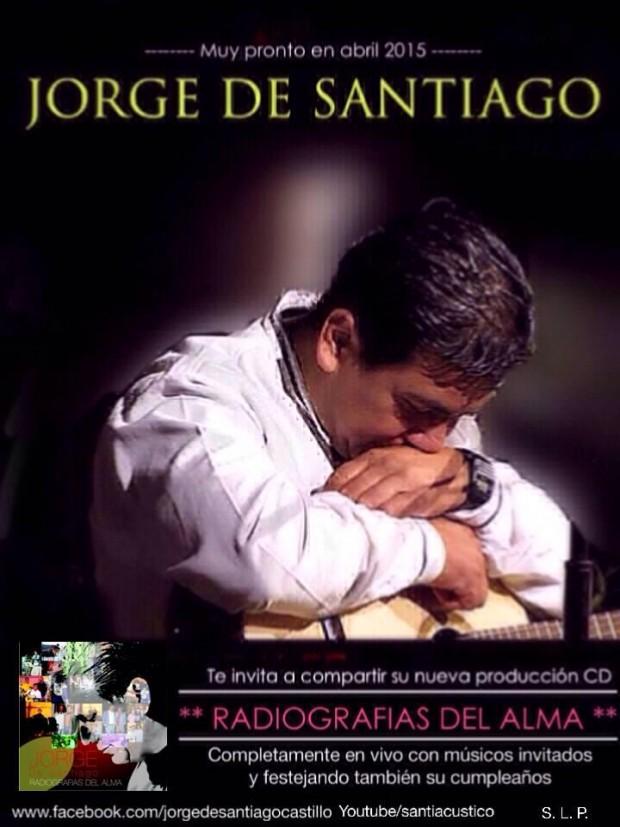 Jorge de Santiago, Radiografias del Alma