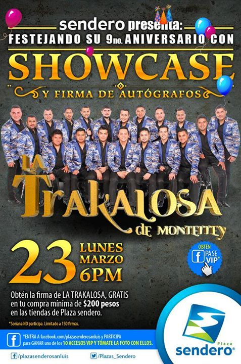 La Trakalosa Showcase