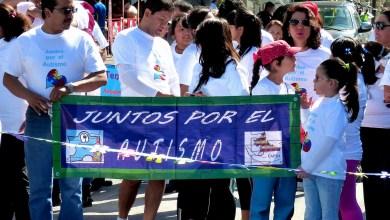 Photo of Un éxito la 7a Caminata Familiar «Juntos por el autismo»