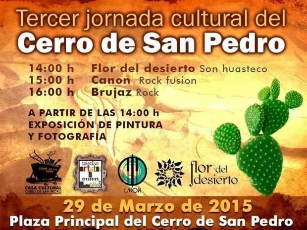 Tercer Jornada Cultural