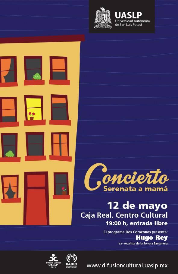 Concierto Serenata a Mamá @ Centro Cultural Caja Real
