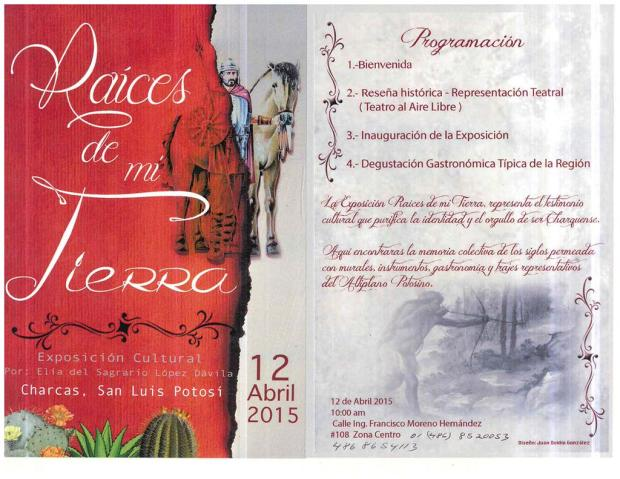 Raíces de mi Tierra @ Charcas | Charcas | San Luis Potosí | México
