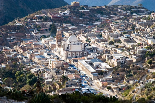 Real de Catorce, San Luis Potosi, Mexico Photography