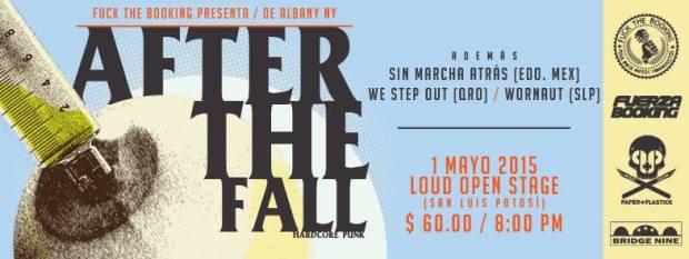 After The Fall en San Luis Potosí @ Loud Open Stage | San Luis Potosí | San Luis Potosí | México