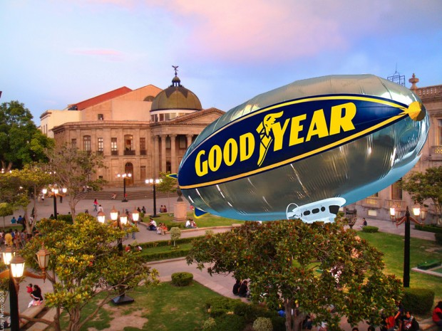 goodyear llega a San Luis Potosí