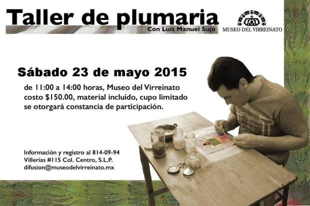 Taller de Arte Plumaria en el Museo del Virreinato @ Museo del Virreinato  | San Luis Potosí | SLP | México