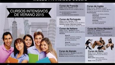 Photo of Invita el Museo Francisco Cossío a sus cursos intensivos de verano