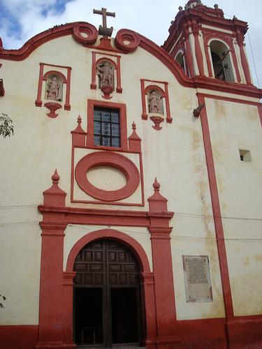 parroquia de san miguel arcangel mexquitic de carmona