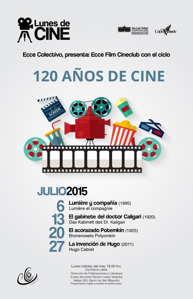 5.-CICLO 120 AÑOS DE CINE