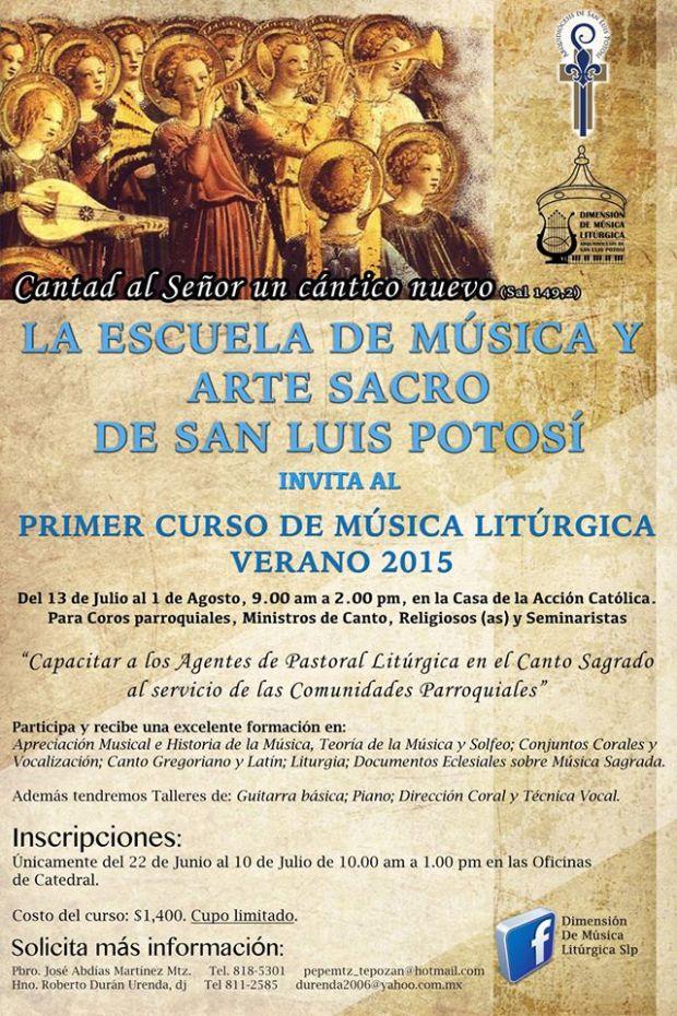 Curso verano liturgica