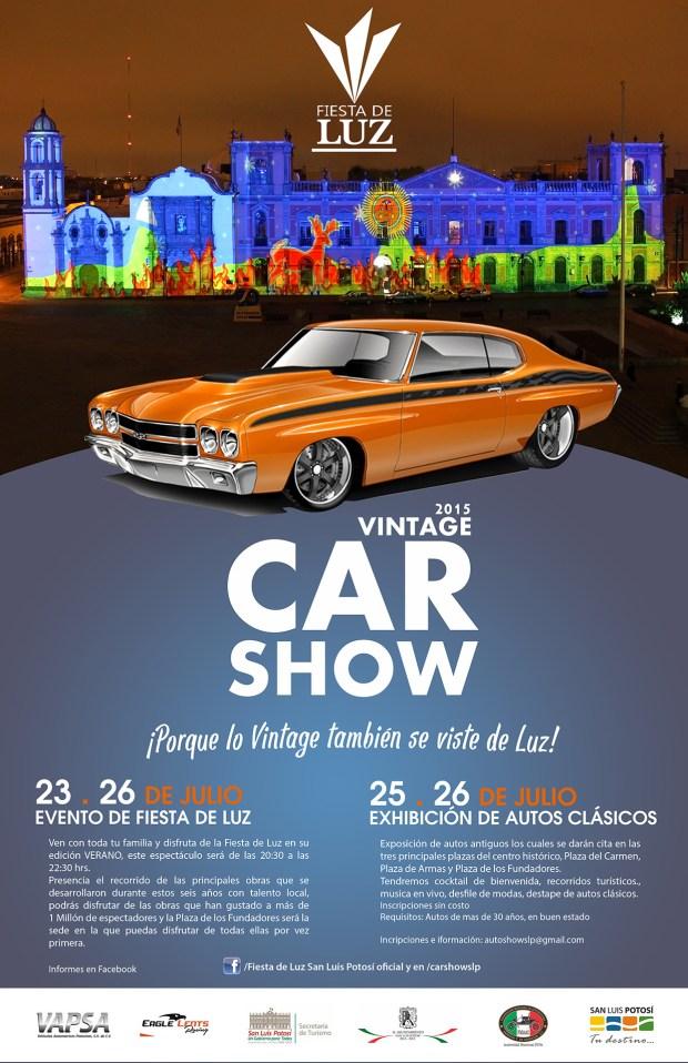 Fiesta de Luz y Car Show