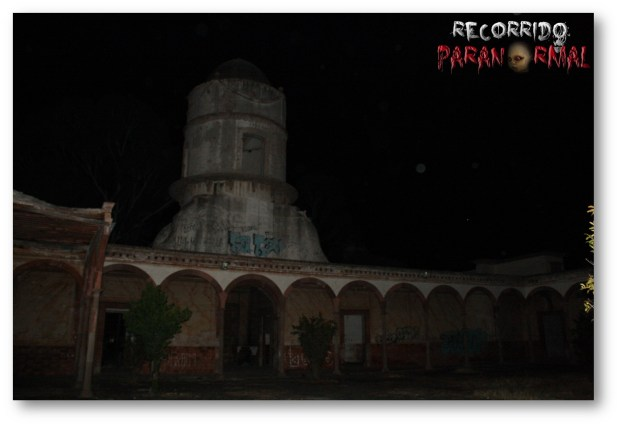Recorrido Hacienda Zaragoza