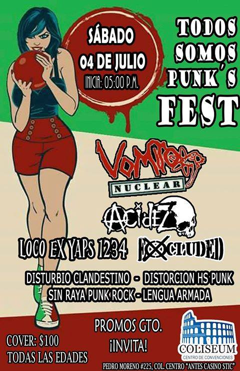 Todos somos Punk Fest