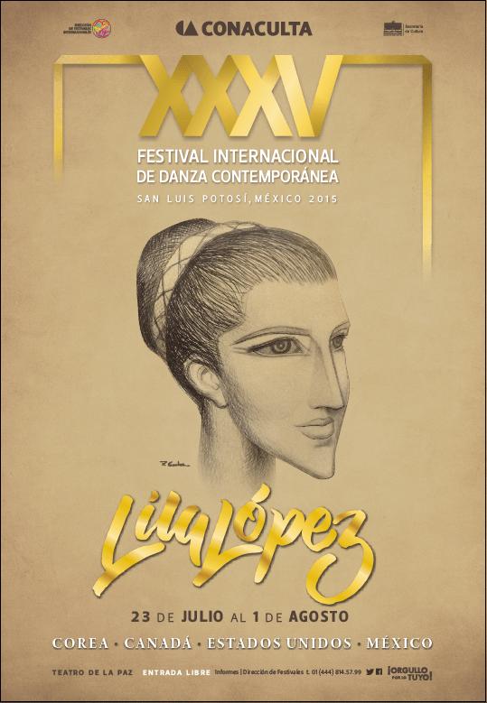 XXXV Festival Internacional de Danza Lila López @ Teatro de la Paz