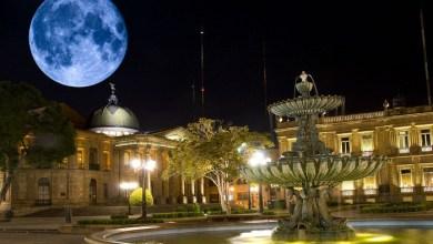 Photo of Luna Azul se podrá ver en San Luis Potosí