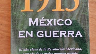 Photo of Presentan el libro «1915, México en Guerra»