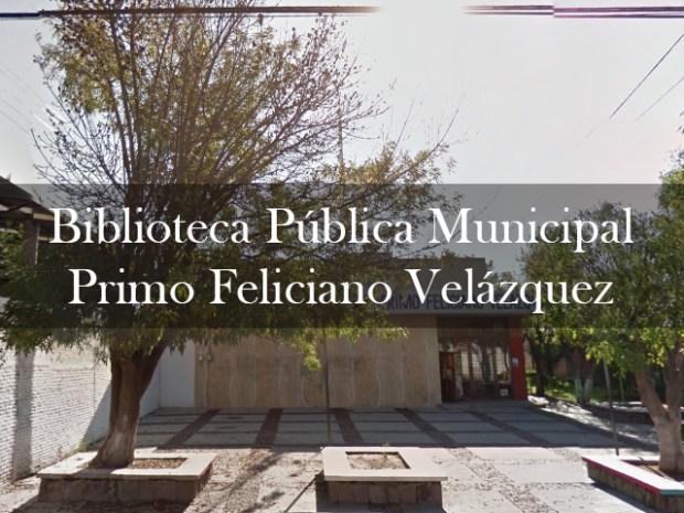 Biblioteca Primo Feliciano Velázquez