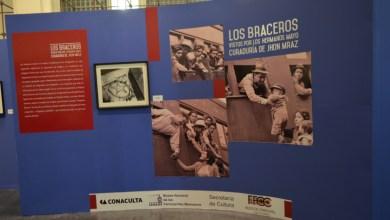 Photo of «Braceros»: poderosa exposición en el Museo del Ferrocarril