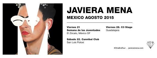 Javier Mena en San Luis Potosí