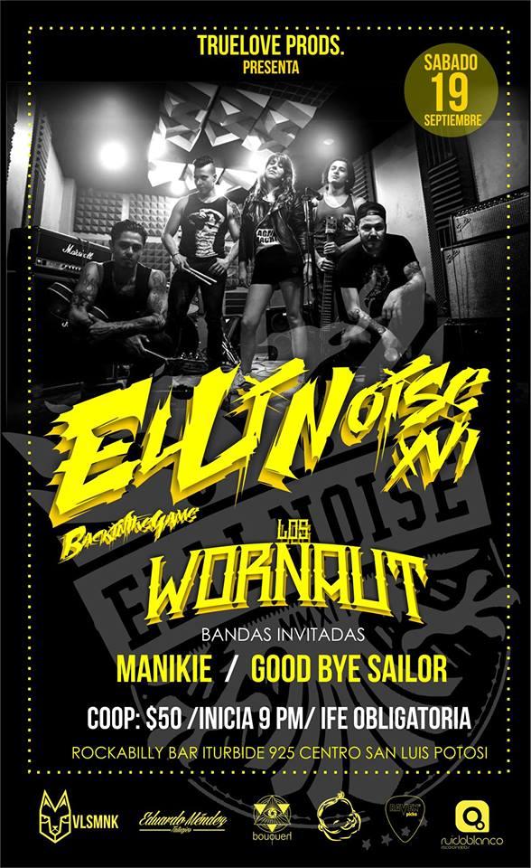 Ellit Noise XVI @ Rockabilly Bar