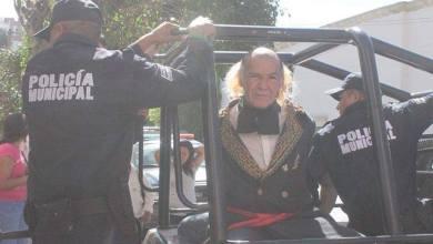 Photo of Arrestan a Miguel Hidalgo en Plaza de Armas