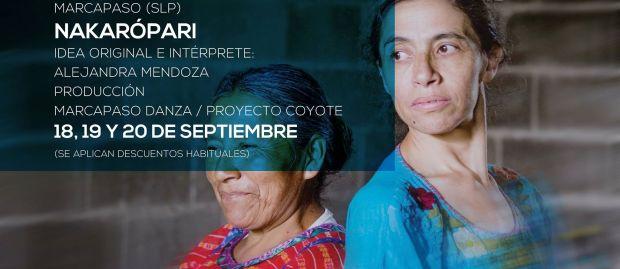 Nakarópari @ Teatro El Rinoceronte Enamorado
