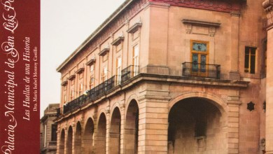 Photo of Presentarán el libro «El Palacio Municipal de San Luis Potosí»