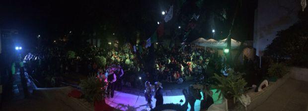 Paoramica Noche Mexicana