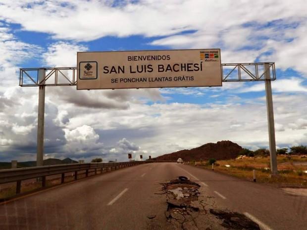 San Luis  Bachesí