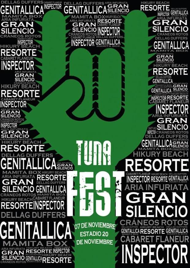 Tuna Fest 2015 @ Estadio 20 de Noviembre