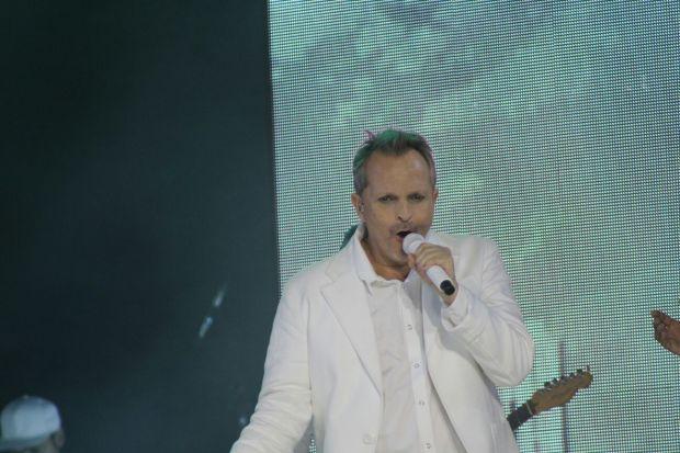 Miguel Bosé en San Luis Potosí