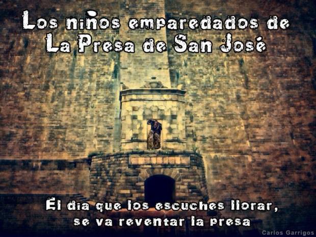Niños Emparados Presa San José 2